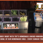 Build-Your-Own Bloody Mar Bar at TNT