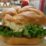 Chicken Salad Sandwich Special at The Peoria Heights TNT