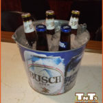 Domestic Buckets of Beer Specials at TNT
