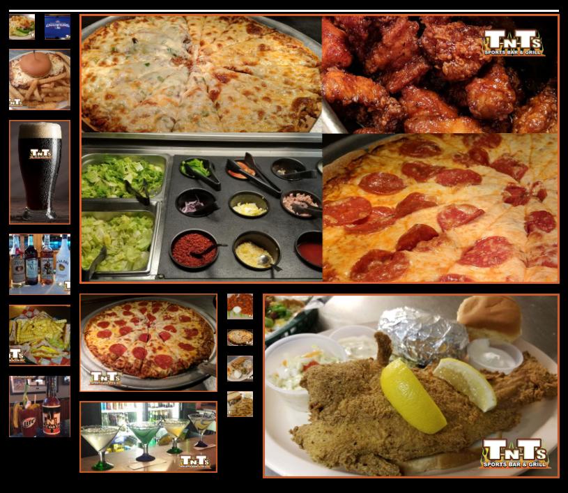 Peoria Pizza, Wings, Steakburgers, Tenderloin, Catfish, Drinks, Margaritas, Domestic Draft Craft Beer, Daily Specials, Blood Mary, Pool, Darts, Gaming, Slots, Poker Machines