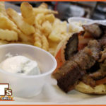 Gyros with Fries Special - TNT