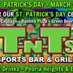 Join us for St. Patrick