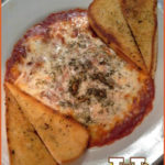Lasagna with Garlic Bread Special