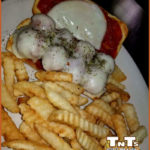 Meatball Sandwich Special at TNT