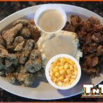 Liver & Gizzards Special with Mashed Potatoes & Gravy