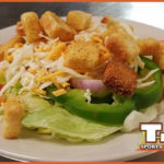 TNT's Side Salad with Croutons - Available at Lunch & Dinner