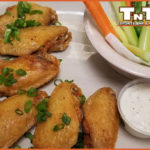 Wings at TNT