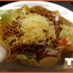 Taco Salad at TNT