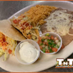 Tacos, Beans & Rice Special at Peoria Heights Location