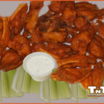 Delicious Wings at TNT